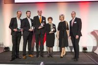 Preisverleihung Deutscher Exzellenz-Preis 2019 am 24.1.2019. Foto: Bernd Roselieb