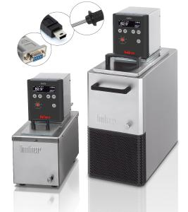 KISS® Cooling and heating circulators for laboratory applications from -30 to +200 °C