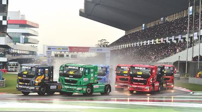 WABCO INDIA Renews Commitment to Tata Motors' T1 PRIMA Truck Racing Championship for Third Year in a Row as Official Braking Technology Partner