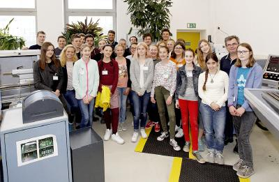 On Girls' Day and every day, Knorr-Bremse promotes research careers for women