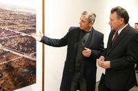 SCHNEIDER KREUZNACH presents photo art by Andreas Gursky on its 100th anniversary