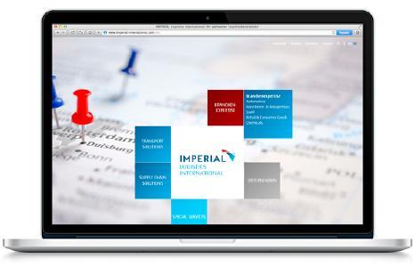 Kaiserberg Kommunikation lanciert neues Portal von Imperial Logistics