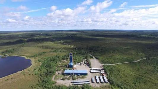 Kanada - eine Bergbaunation