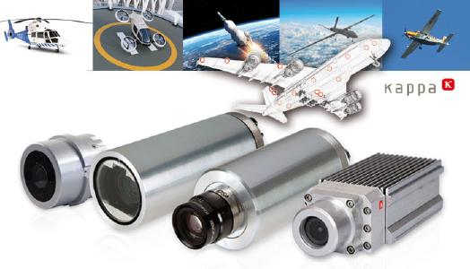 Kappa: Benchmark-setting Flight Eye camera series for all aviation applications