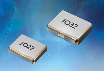 Die neuen Oszillatoren JO22/32 32,768 kHz überzeugen durch eine herausragende Frequenzstabilität von bis zu 25ppm.