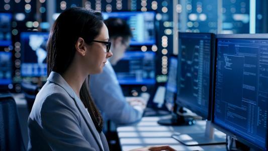 Hackerangriff. Foto: Shutterstock