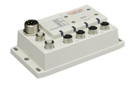 Über die neuen Gateway Units EX500 GEN2 und EX500 GPN2 können bis zu 16 Ventilinseln bedient werden. Sie sind über EtherNet/IP™- bzw. Profinet spielend einfach und schnell in entsprechende Netzwerke eingebunden (Foto: SMC Deutschland GmbH)