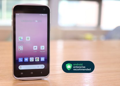 Point Mobile PM30 ab sofort Teil von Android Enterprise Recommended