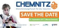 Save the Date - Einladung Chemnitz B2B