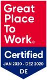 "secuvera GmbH als ""Great Place to Work"" zertifiziert"
