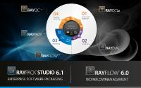 The only fully integrated software packaging all-in-one solution on the market: RayPack Studio & RayFlow