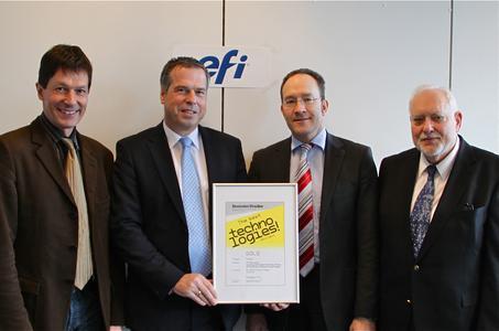 EFI Gold Award