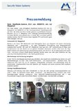 [PDF] Pressemitteilung: Neue DualDome-Kamera D14 von MOBOTIX mit 6,2 Megapixel