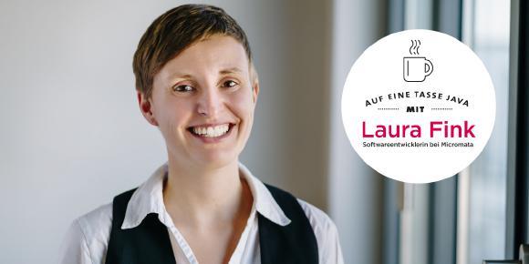 Laura Fink, Expertin für Machine Learning, im Interview