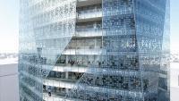 Designer können bei der Erstellung von komplexen architektonischen Außenrenderings mit Thea Render 3.0 einen höheren Detaillierungsgrad und eine bessere Visualisierung erreichen. Bild mit freundlicher Genehmigung von Jean Thiriet.
