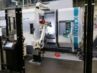 Fully Automatic Machining Further Expanded - New Robot At RUD Unterkochen