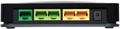 Netgear GS605AV - Home Theater Network 5-Port Gigabit Switch 2