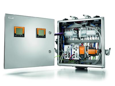 The infrastructure box from Weidmüller and Belden/Hirschmann enables flexible production for the smallest of batch sizes – without increased workloads or lead times