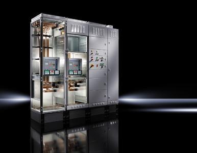 Rittal hat seine Ri4Power Niederspannungsschaltanlagen mit den Bauformen 1 und 2-4 jetzt zu einem einzigen Systemtechnik-Baukasten zusammengeführt