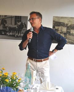Geschäftsführer Pino Brösamle