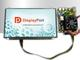 MSC Technologies presents a large range of TFT displays with embedded DisplayPort