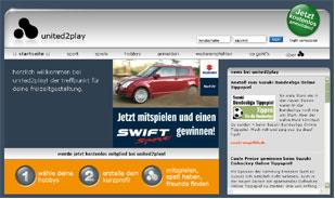 www.united2play.com: Suzuki Swift Sport