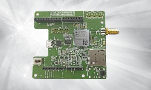 Leistungsstarkes Multi-Band NB-IoT Modul