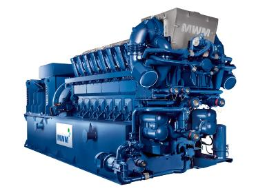 MWM Genset TCG 2032B: Fast Ramp-Up Option