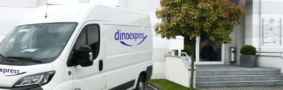 dinoexpress - meisterliche Prozesse von Anfang an...