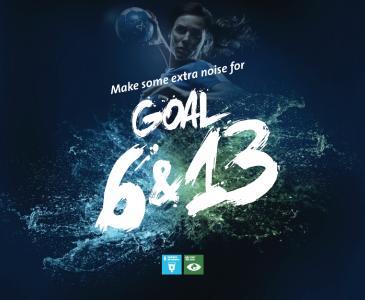 Grundfos unterstützt die UNO Ziele zur nachhaltigen Entwicklung während der Handball-Weltmeisterschaft der Frauen