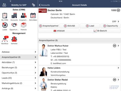 ISEC7 Mobility for SAP Version 6.0 überzeugt mit neuem Design und ...