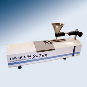 Das neue HAVER CPA 2-1 HR mit optimierter Hardware-Messablauf und Abdeckung