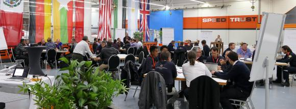 Making good even better - Grob Aircraft focuses on exchange with H3Grob Aircraft Operators Conference