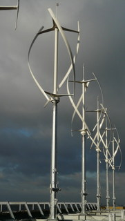 Small scale wind turbine systems for smart local energy grids, Source: Quietrevolution (www.quietrevolution.co.uk)