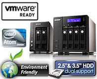 QNAP Expands Its Popular Turbo NAS Lineup with Two New Mid-range NAS Servers for Business