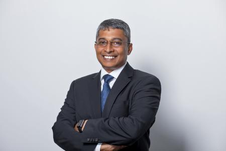 Sapthagiri Chapalapalli, Vice President und Managing Director in Deutschland und Österreich bei TCS