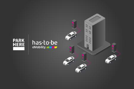 Smart parking management in combination with charging has never been so easy - a complete solution now makes it possible.