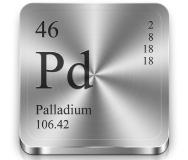 Palladium; Quelle: Depositphotos