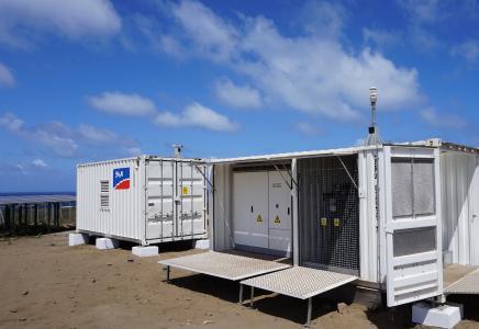 SMA St Eustatius MVPS 1000 Storage
