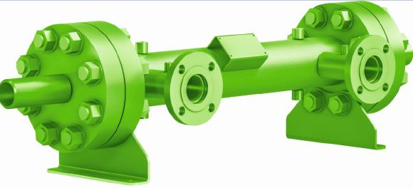 Typical applications for BITZER WGC CO2 gas coolers include commercial and light industrial refrigeration