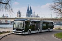 Première: First fully-electric articulated bus from MAN goes into operation in Cologne