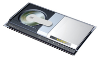 DVD-Player von Chili im Retro-Design