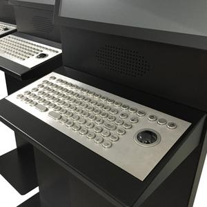 TURRIS terminal mit Tastatur