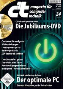 c't-Ausgabe 24/2008