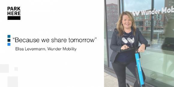 ParkHere spricht im Interview mit Senior Business Development Managerin Elisa Levermann von WunderMobility über nachhaltige Mobilitätslösungen