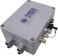 Auf der SPS/IPC/Drives stellt Symeo die Symeo Telemetry Unit (STU) vor, eine kombinierte Ortungs- und Telemetrieeinheit für Nutzfahrzeuge. Bild: Symeo