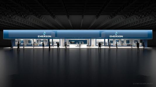 Emerson Booth at Chillventa 2018