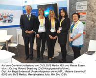 BEWC 2015 Gruppe Stand