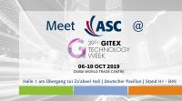 ASC auf der 39. GITEX TECHNOLOGY WEEK in Dubai