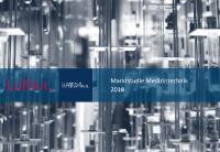 [PDF] Marktstudie Medizintechnik 2018: Konsolidierungstrend setzt sich fort